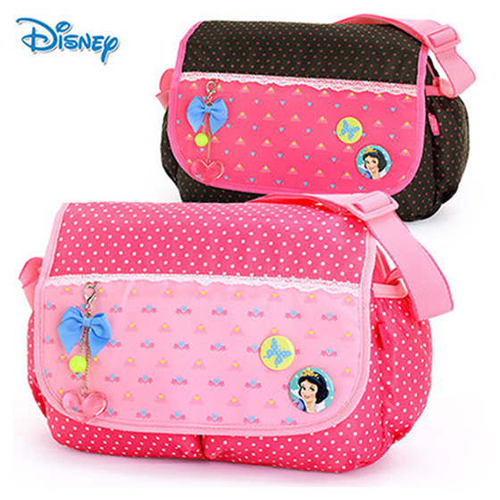 DISNEY PRINCESS - High Quality Lightweight Sling Bag / Tuition Bag