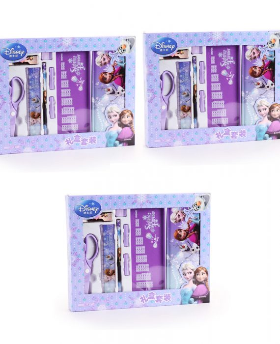 DISNEY FROZEN STATIONERY GIFT SETS (BUY 2 FREE 1)