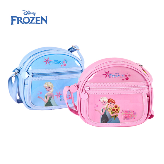 Disney Frozen - High Quality Lightweight Sling Bag / Tuition Bag