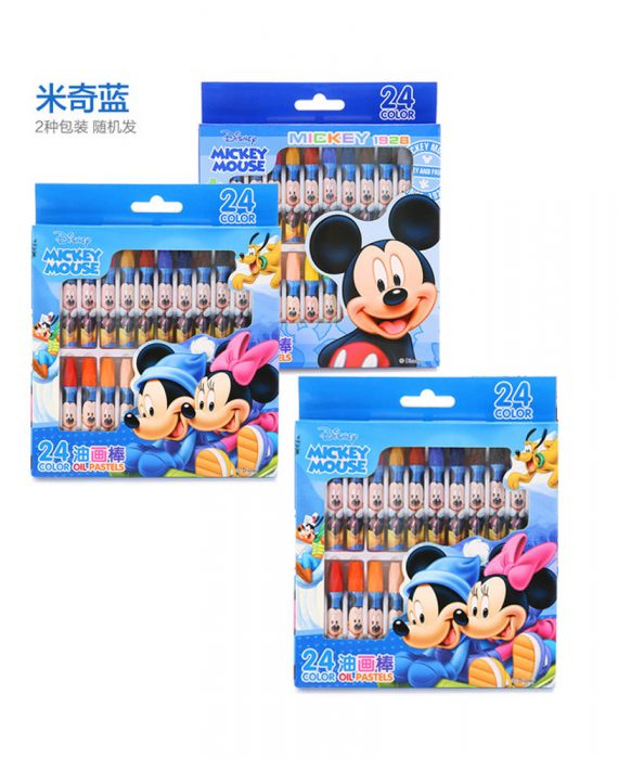 DISNEY MICKEY CRAYON (BUY 2 FREE 1)